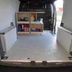 étagère bois utilitaire